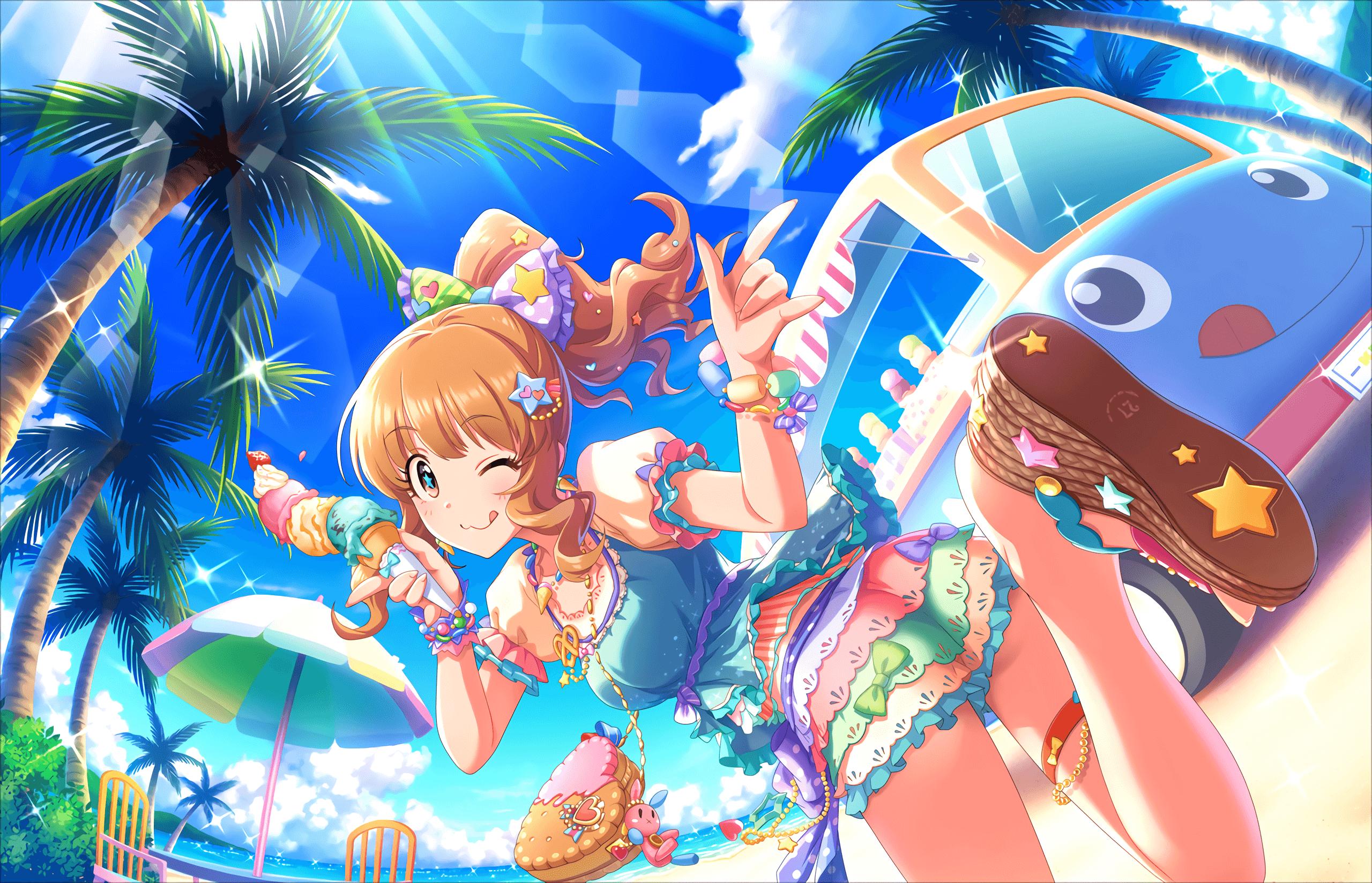 Cinderella Producers - Card Ssr Moroboshi Kirari -5549