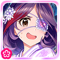 "SSR Hayasaka Mirei ""Monster Party!"""