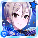 "SSR Shiomi Syuko ""Night Scene's Dawn Breeze"""