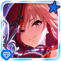 "SSR Ninomiya Asuka ""Scorching Rebellion"""
