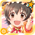 "SSR Akagi Miria ""Happy Whip"""