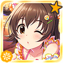 "SSR Akagi Miria ""Make Me Kiss You"""