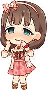 Image result for idolmaster mayu transparents